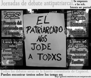 Grupo antipatriarcal
